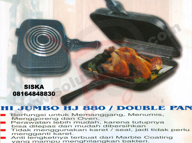 Hi Jumbo Double Pan