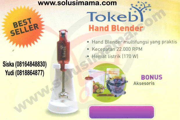 Tokebi Hand Blender
